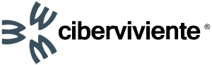 ciberviviente ® logo